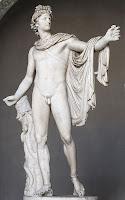 Navet - Statue d'Apollon du Belvedere