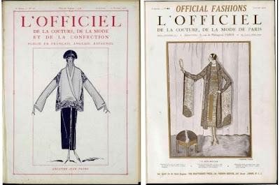 L'Officiel de la Mode - Les archives depuis 1920 dans Mode L%27Officiel+de+la+Mode+20s