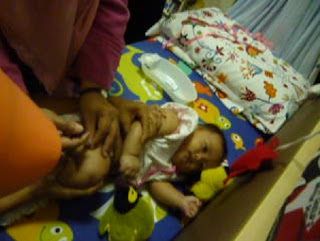 {focus_keyword} Iman dan Solid Food 23 9 2010