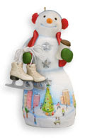 2009 Hallmark Ornament: Snowtop Lodge