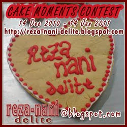 Cake Moments Contest
