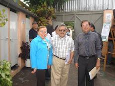 Maestro Vicente Vela visita el Colegio Lic. José de Jesús Villafañe