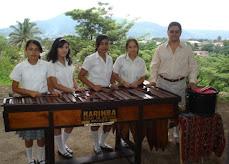 Marimba estudiantil de Ciudad Delgado