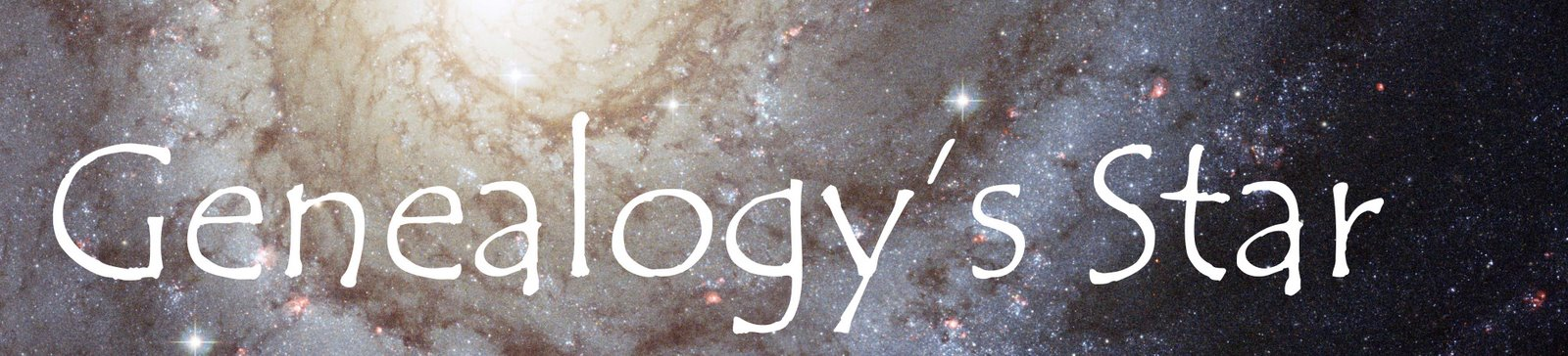 Genealogy's Star