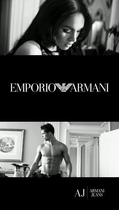 cristiano ronaldo armani jeans. Megan Fox amp; Cristiano Ronaldo
