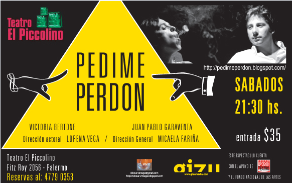 PEDIME PERDON