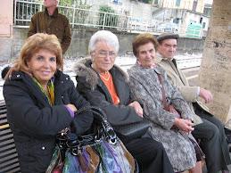 Un gruppo di Soci di Albissola e Laigueglia con Ketti a Varazze!