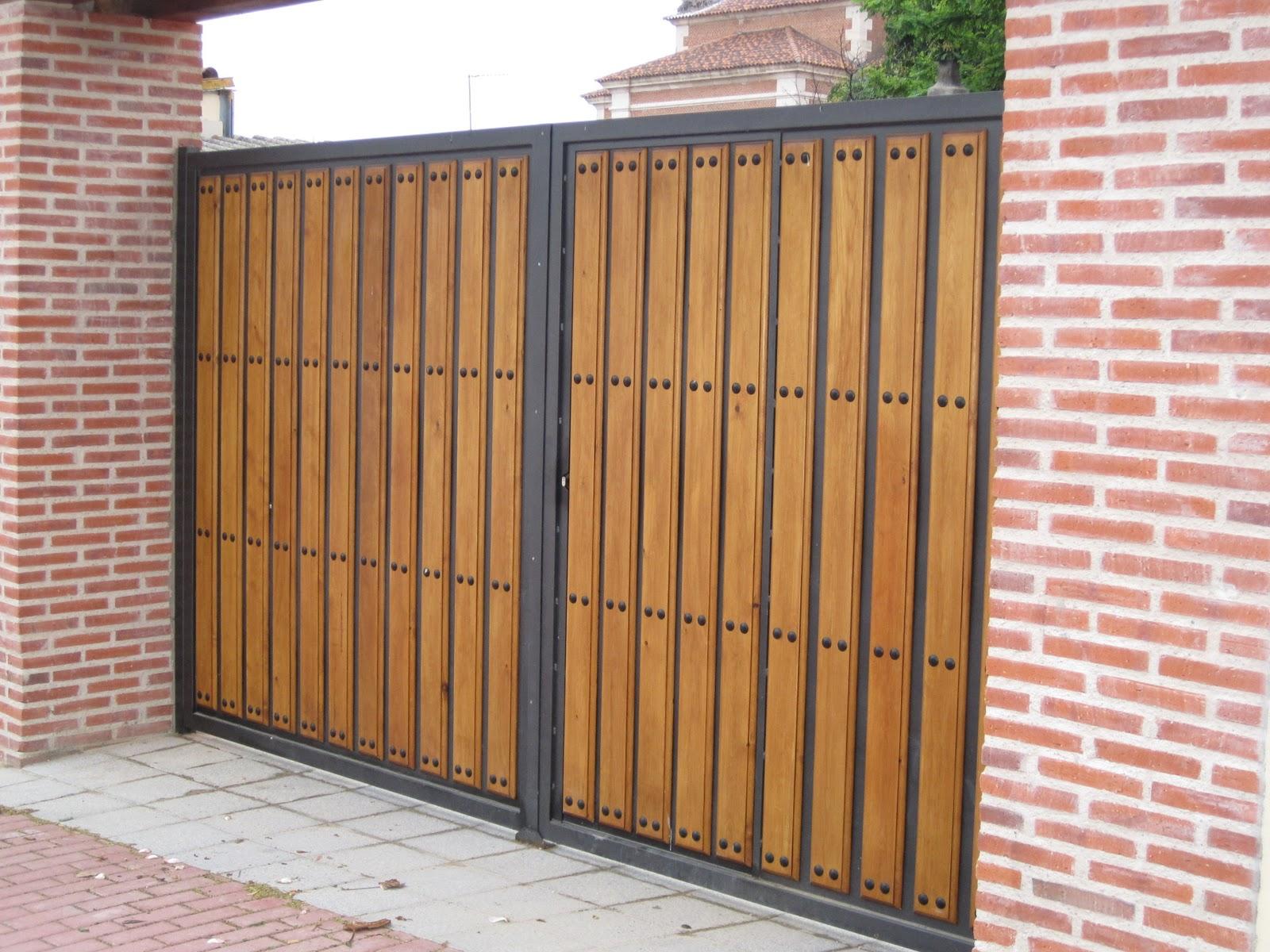 Puertas de hierro segunda mano free fotos with puertas de - Puertas interior segunda mano ...