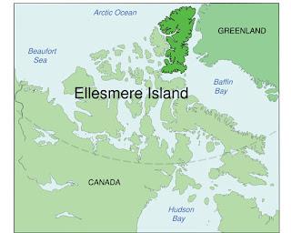EllesmereIsland 10 Pulau Terbesar Di Dunia