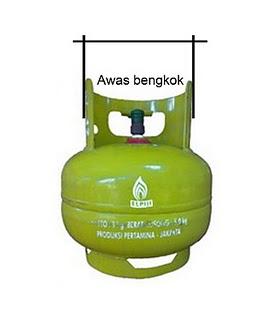 Tabung Gas LPG Lebih Berbahaya Daripada Teroris