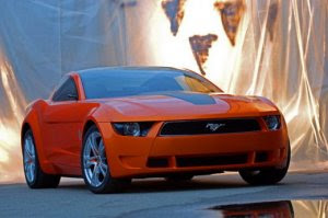 Sport Car Ford Mustang