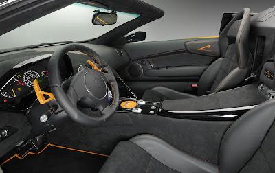 New Lamborghini Murcielago LP 650-4 Roadster