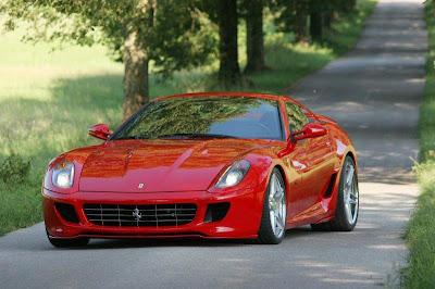 Ferrari 599 GTB Fiorano by Novitec