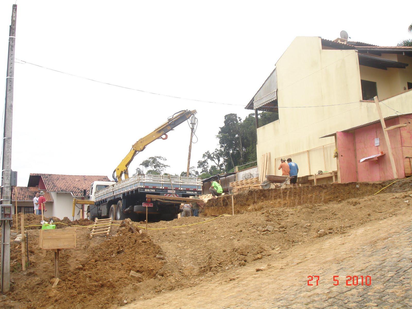 Nossa Casa no Site Construção da fundação ao acabamento: Fotos  #B22A19 1600 1200