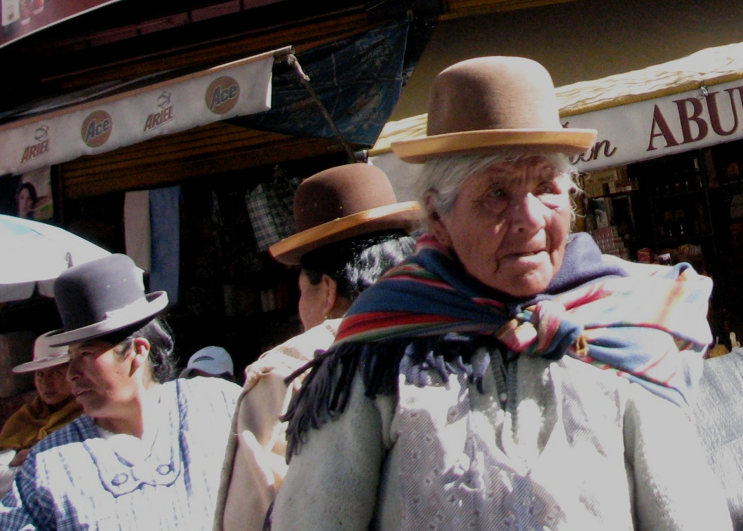 Family World Travel And Volunteering Bolivian Bowler Hats