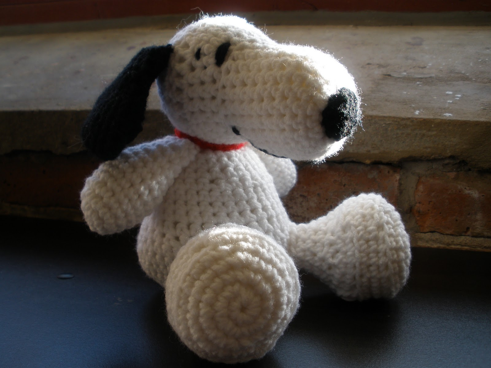 Snoopy and Woodstock Color Graph afghan Pattern by barbjeanpat