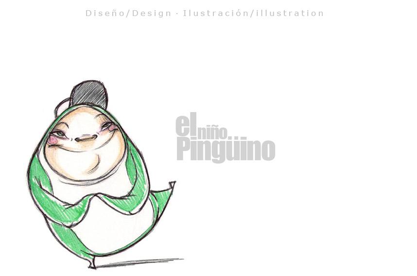 El Niño Pingüino