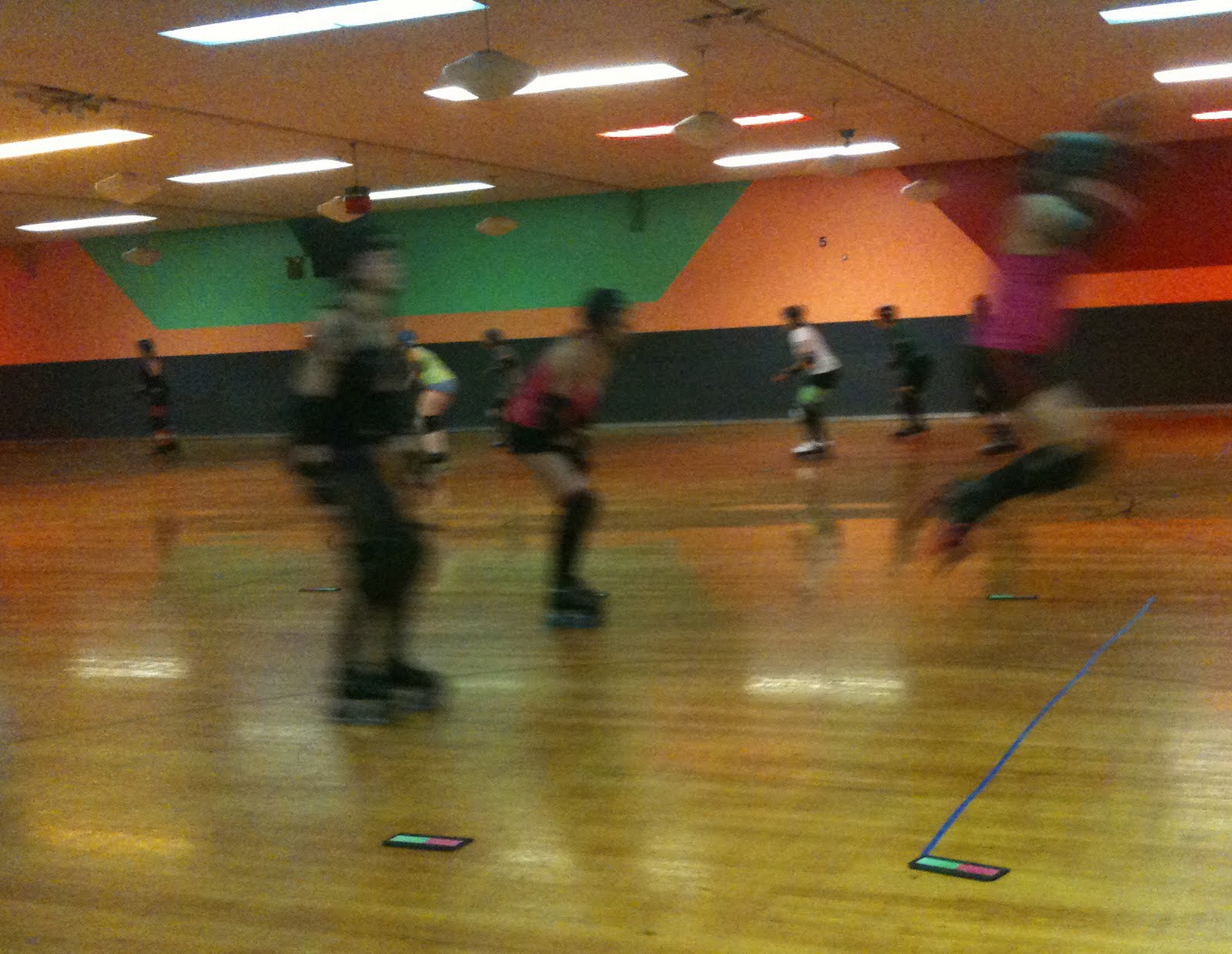 Roller skating rink westchester ny - Look At That Jumping Meat