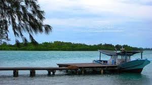 Keindahan Pantai Pasir Perawan Pulau Pari, Kep. Seribu