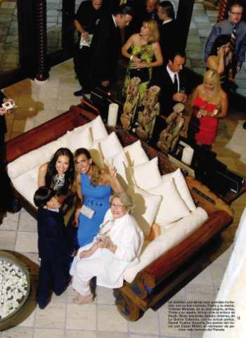 Nayib estefan wedding