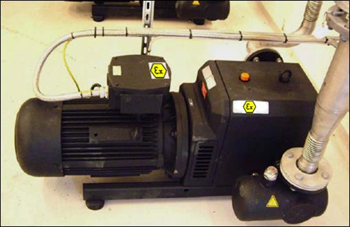 Equipamentos mecânicos para atmosferas explosivas - Subcomitê SC-31M do TC-31 da IEC