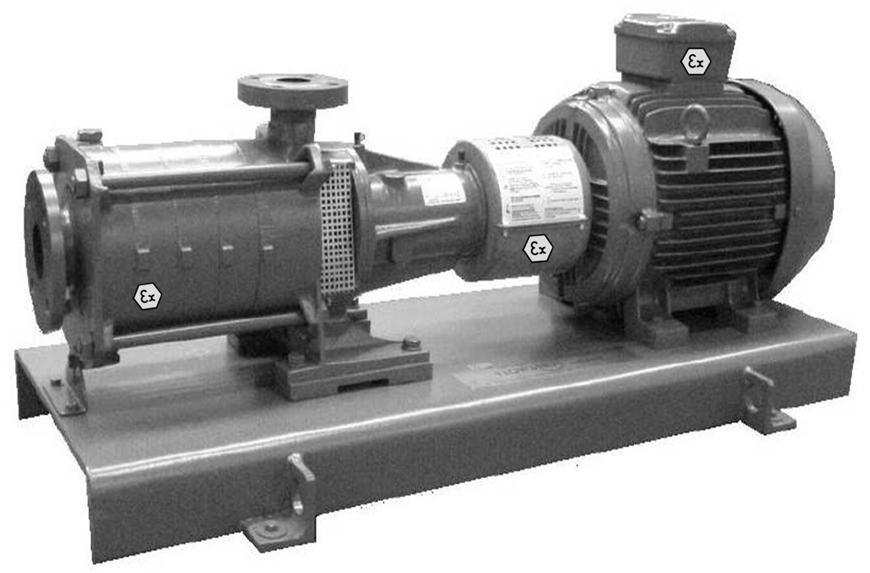 """Normas internacionais IEC/ISO sobre certificação de equipamentos mecânicos (não elétricos) """"Ex"""""""