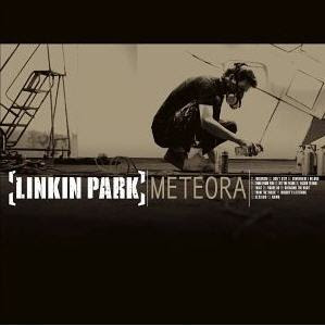 Capa do álbum Linkin Park Meteora (2003)