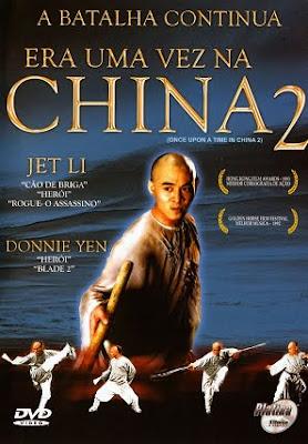 Era Uma Vez na China 2 (Dual Audio)