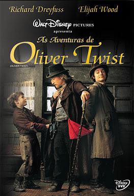 Filme As Aventuras De Oliver Twist DVDRip RMVB Dublado
