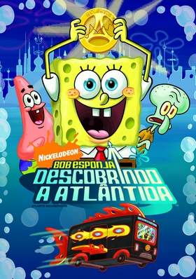 Bob Esponja: O Filme – BluRay – Dublado Torrent