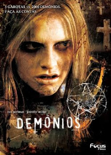 Filme Poster Demônios DVDRip XviD Dual Audio