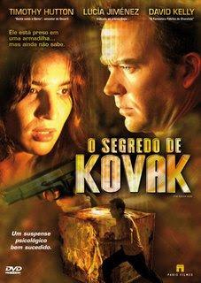 Filme Poster O Segredo de Kovak DVDRip XviD Dublado