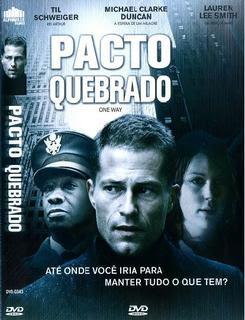 Filme Poster Pacto Quebrado DVDRip XViD Dual audio