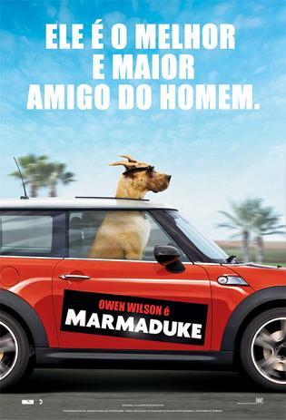 Filme Poster Marmaduke DVDRip RMVB Dublado