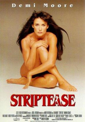 Filme Poster Striptease DVDRip RMVB Dublado