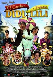 Baixar Filme O Cavaleiro Didi e a Princesa Lili (Nacional)