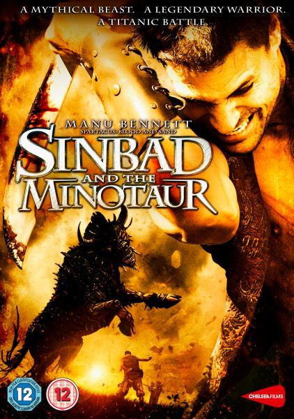 Sinbad e o Minotauro Legendado 2011