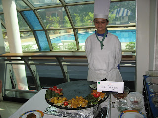 Buffet at the Sun N Sand Pune