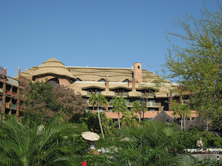 Disney's African Kingdom Lodge Orlando