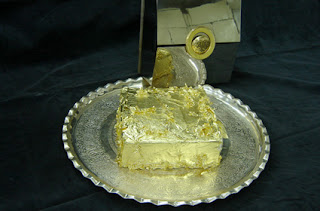 The Sultan's Golden Cake