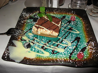 Tiramisu at Arya Cupertino