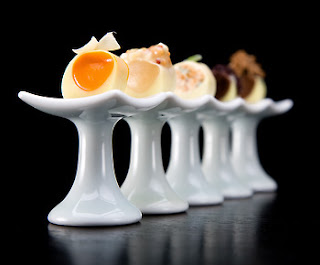 Exqusite creations at Alinea
