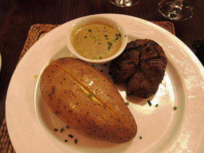 Beef Fillet at Lekgotia
