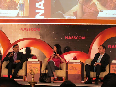 NASSCOM gala dinner Feb 2010