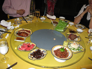 Dining Imperial China style