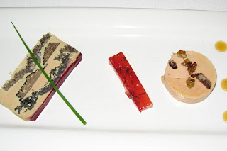 Foie Gras at Chez TJ