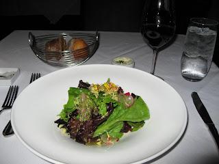 Salad in Alexander's