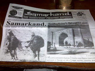 Samarkand Bangalore