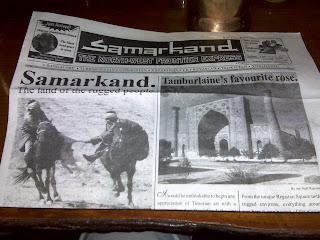 Samarkand Bangalore
