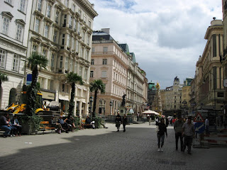 Streets of Vienna